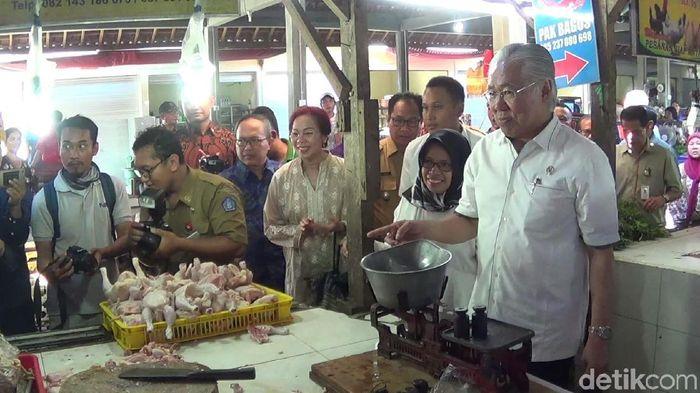 Menteri Perdagangan (Mendag) Enggartiasto Lukita/Foto: Nandhang Astika