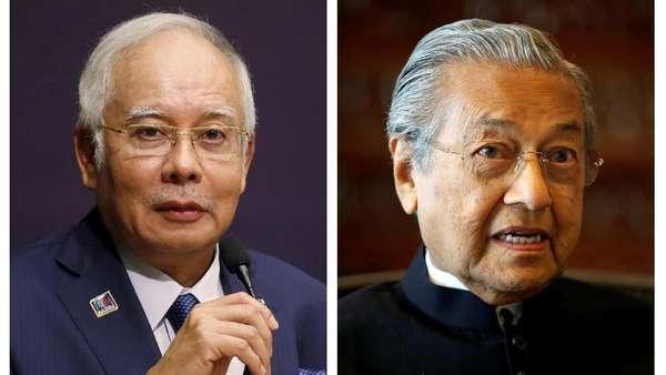 PM Mahathir Yakin Najib Bisa Didakwa dalam Waktu Dekat