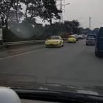 Bikin Heboh, Mobil Lawan Arus di Jalan Tol Jagorawi