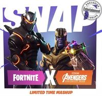 Gamer Fortnite Bakal Rasakan Kekuatan Thanos