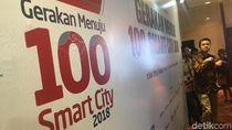 50 Kota/Kabupaten Teken Master Plan Jadi Smart City