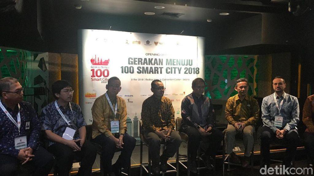 50 Kota/Kabupaten Siap Menuju Smart City