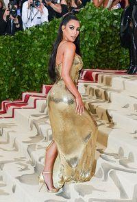 Ini Diet Ekstrem Kim Kardashian Sebelum Pakai Baju Ketat Seksi