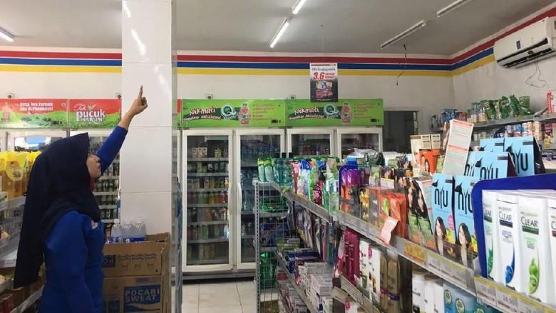 Minimarket di Cilegon Dirampok, Uang Rp 64 Juta Raib