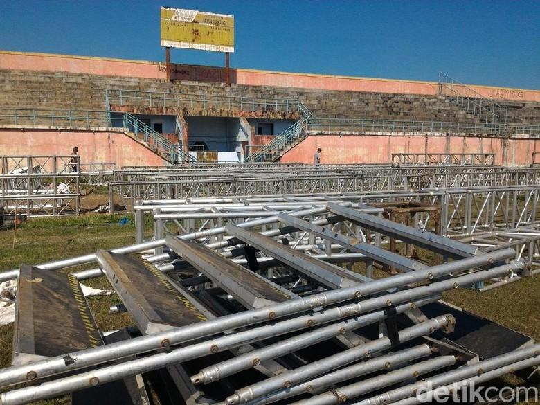 Europe Masih Rahasiakan Kejutan pada Konsernya di Boyolali