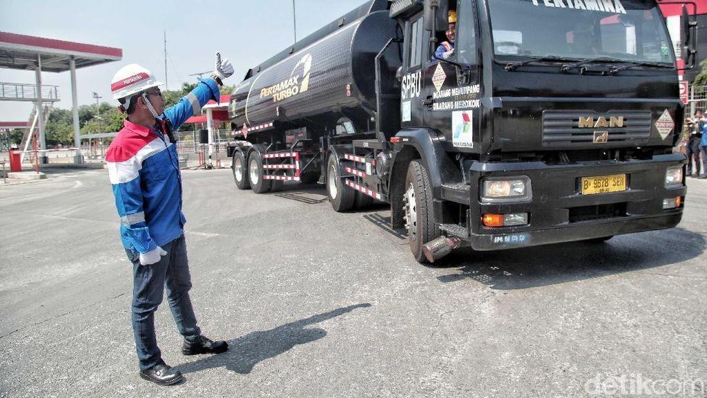 Pertamax Turbo untuk Kendaraan Resmi Asian Games