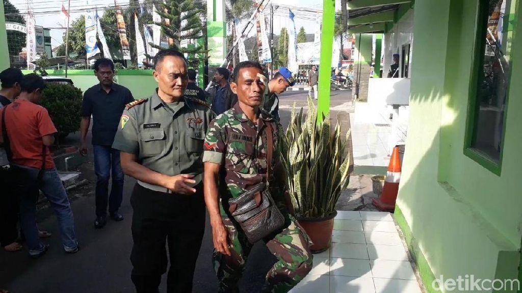 Fakta-fakta Kopda Raden yang Dikeroyok 12 Anggota Ormas