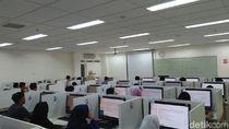 3.440 Peserta Ikut SBMPTN di UI Depok, 11 Siswa Berkebutuhan Khusus