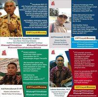 Heboh Meme 4 Dosen di Surabaya yang Tolak Pembubaran HTI
