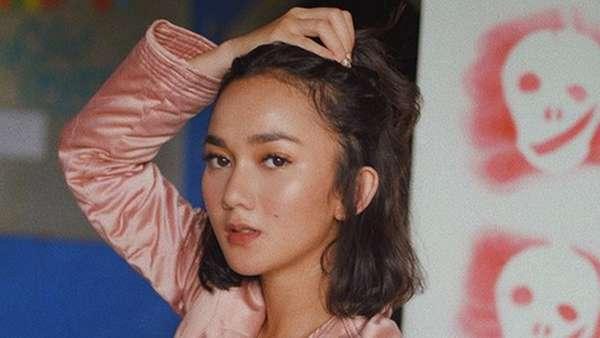 Kemeriahan Met Gala 2018, Senyum Manis Leona Agustine