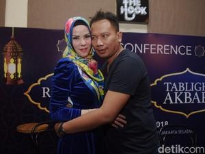 Angel Lelga Butuh Kesabaran Ekstra Hadapi Vicky Prasetyo