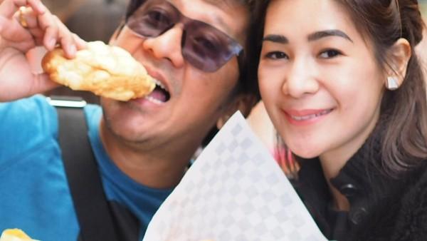 Istri Andre Taulany Hina Prabowo, #ErintaulanySakitJiwa Jadi Trending