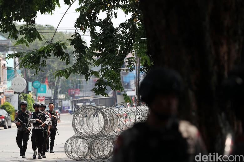 21 Jam Kerusuhan Mako Brimob, Ini Penjelasan Lengkap Polri