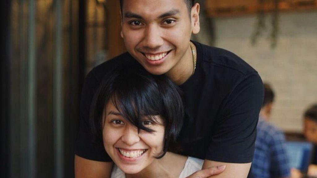 Potret Romantis Rayi RAN dan Istri di Pernikahan Ketujuh Tahun