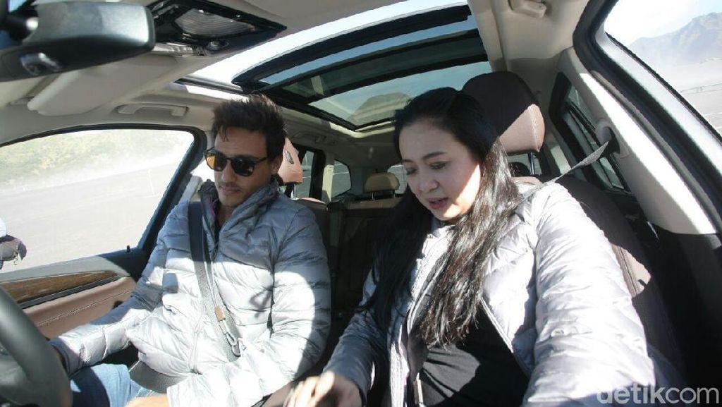 Siksa All New BMW X3 di Bromo, Ini Kata Hamish Daud