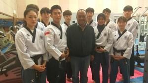 Pelatnas Taekwondo Jalani TC di Korsel