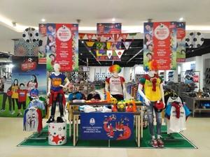 Demam Piala Dunia Melanda Transmart Carrefour