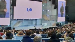 Pesta Google Diserbu Ribuan Orang, Sang CEO Jadi Bintang