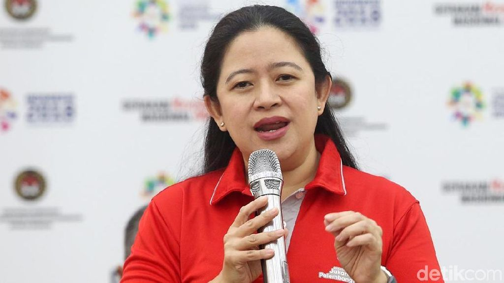 Ombudsman Minta Menteri Tak Masuk Timses, Ini Kata Puan