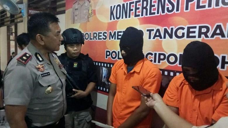 Rampok Mobil di Tangerang, 2 Pelaku Ditembak Polisi