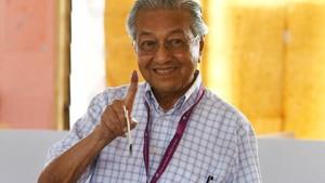 Mahathir akan Bertemu Jokowi di Istana Bogor pada Jumat