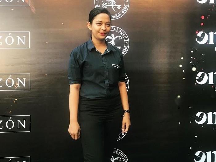 Bartender wanita, Kadek Ayu Suarniti. Foto: Instagram Kadek Ayu