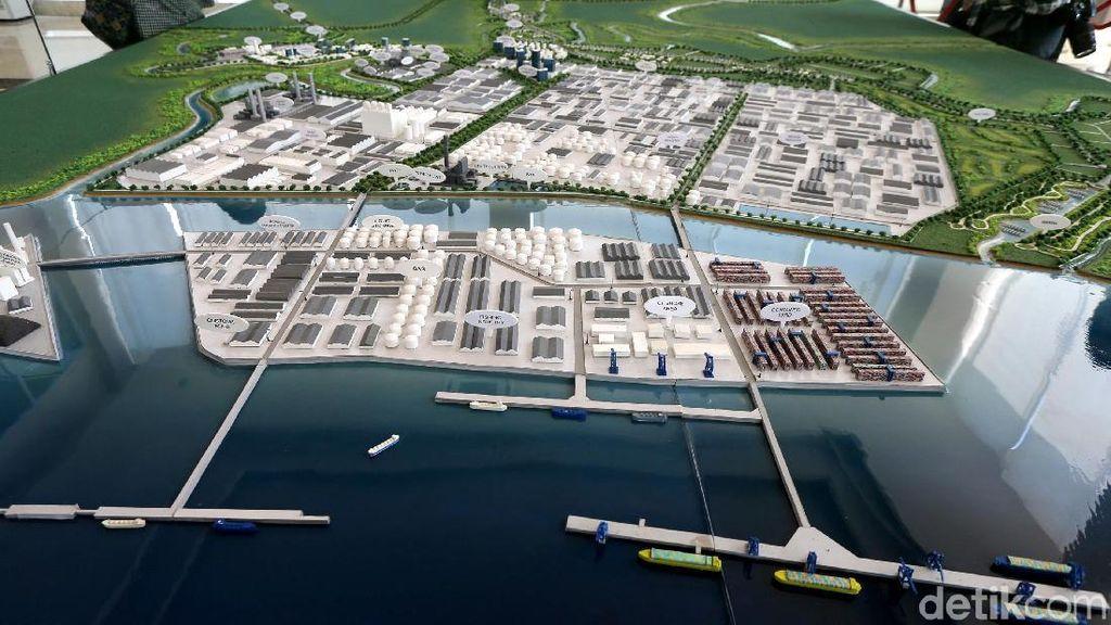 Bandara dan Pelabuhan di Kawasan Industri Halmahera akan Diperluas
