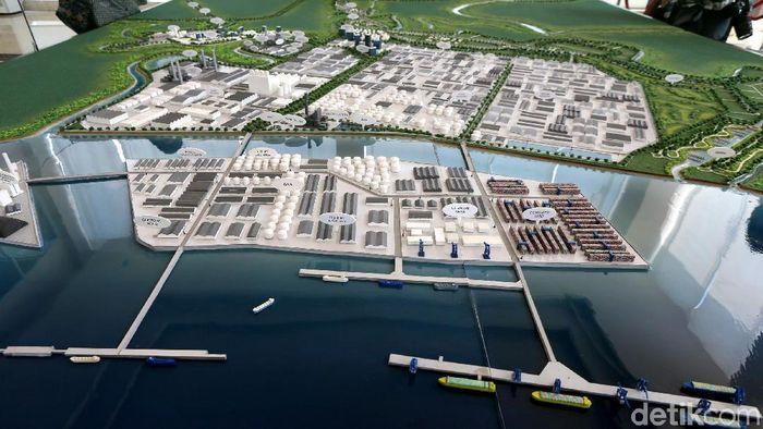 Ilustrasi Pelabuhan (Foto: Muhammad Ridho Suhandi)