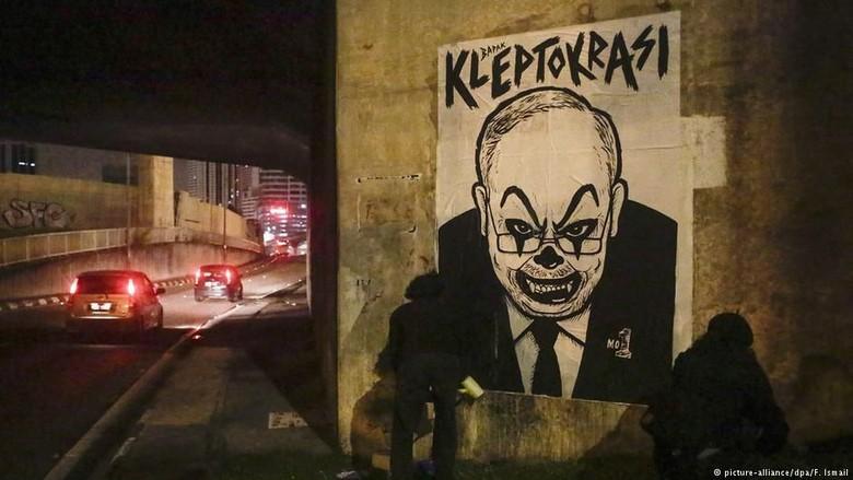 Pemilu Malaysia: PM Najib Bertaruh Nasib di Borneo