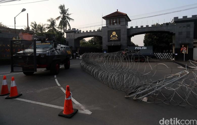 36 Jam Kerusuhan Berdarah di Mako Brimob