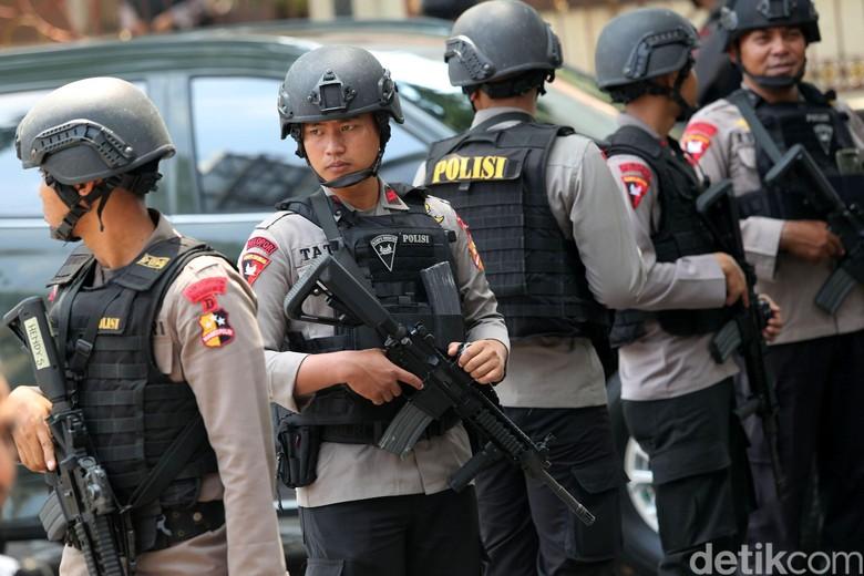 6 Orang Tewas di Rusuh Mako Brimob: 5 Polisi, 1 Teroris