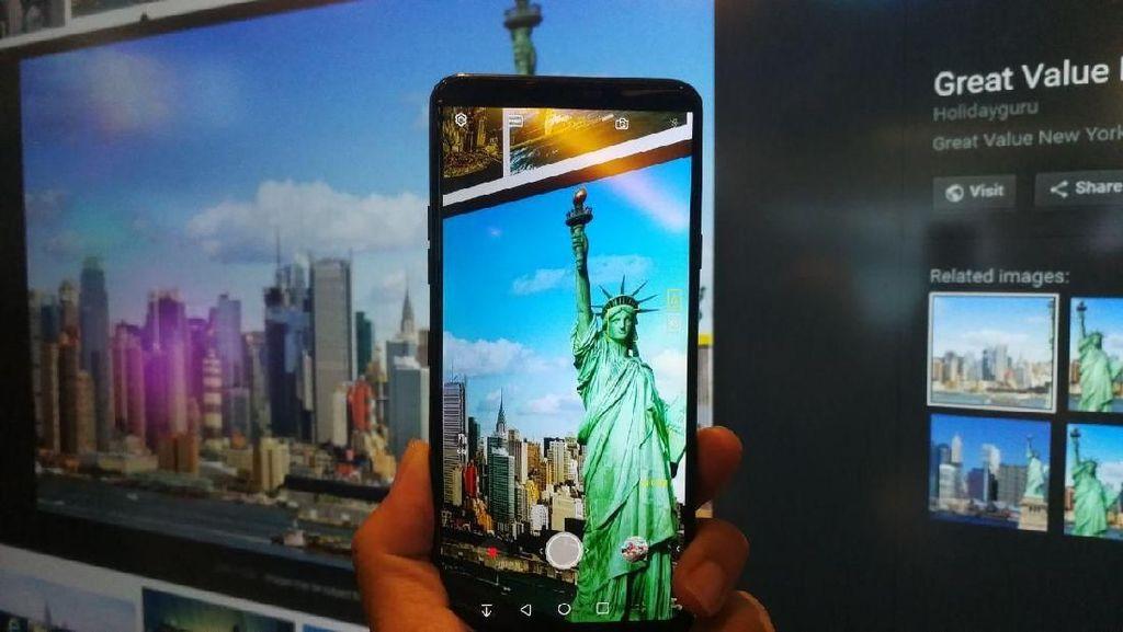 Ramai AI di Smartphone, LG: Itu Face Detection!
