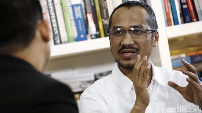 Samad Mau Maju Pilpres, Habiburokhman: Cuma Gimik, Mirip Sam Aliano