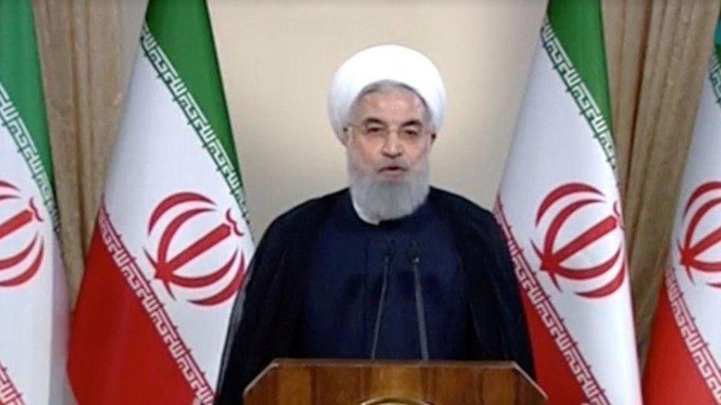 Buntut Keputusan Trump, Iran Siap Mulai Kembali Pengayaan Uranium