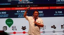 Menkominfo ke Relawan Jokowi: Tahun 2030, Indonesia Ada di Puncak
