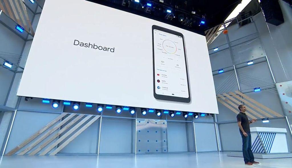 Dashboard membuat pengguna bisa melihat seberapa lama mereka menggunakan ponselnya, dan untuk apa saja serta berbagai kebiasaan lain. Foto: Istimewa/Toms Guide