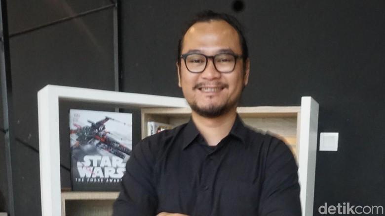 Diharap Jadi Film Terbesar, Ronny Gani Sepenuh Hati Terlibat di Infinity War