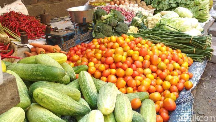 Ilustrasi harga bahan pangan/Foto: Erliana Riady