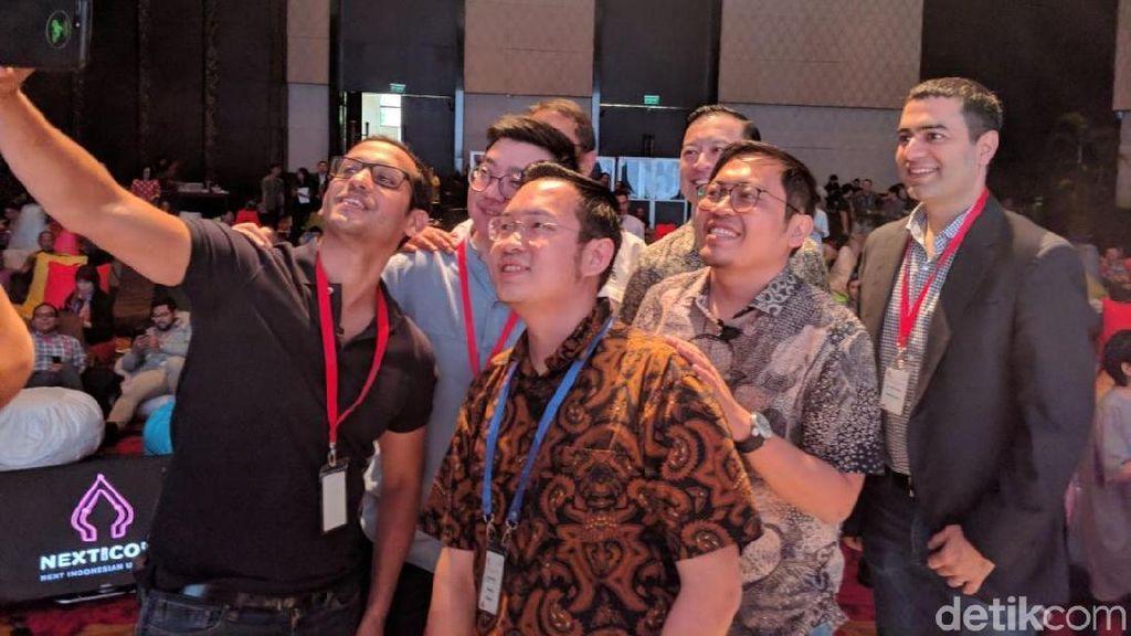 Ribuan Pertemuan Antara Startup dan Investor Sukses Digelar