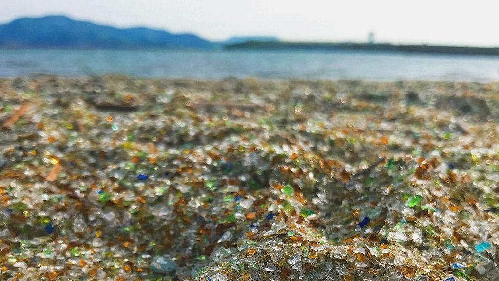 Tahukah Kamu, Jepang Punya Pantai Berpasir Kaca