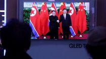 Kim Jong-Un Bertemu Mendadak dengan Presiden China, Bahas Apa?