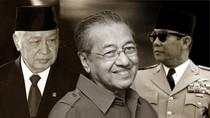 Mahathir Mohamad, Antara Sukarno, Soeharto, dan Jokowi