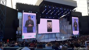 Keseruan Kick Off Google I/O 2018 di San Francisco