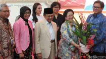 Megawati Bertemu BJ Habibie: Alhamdulillah Beliau Sudah Sehat