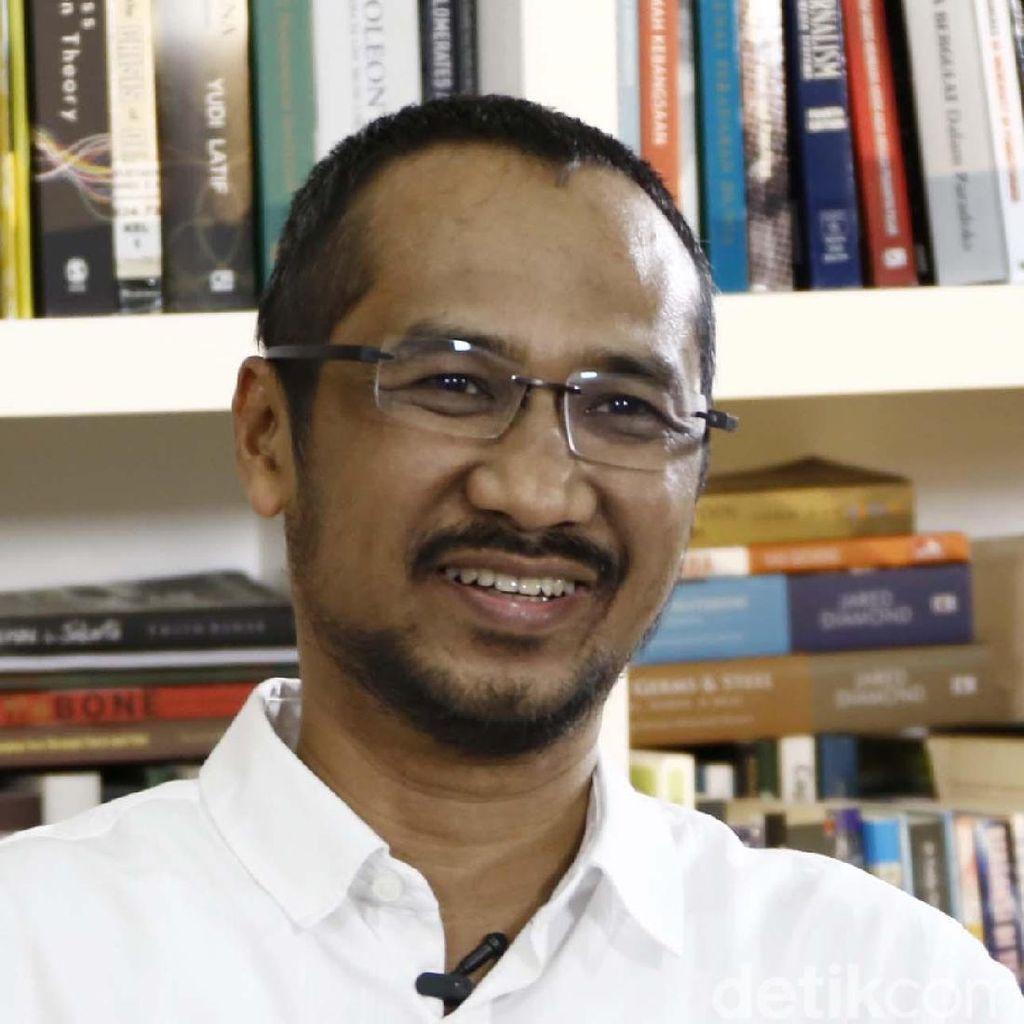 Abraham Samad Setuju Soal Aturan Eks Koruptor Tak Boleh Nyaleg