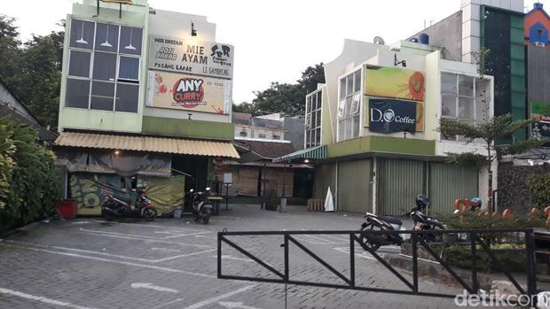 Mako Brimob Rusuh, SPBU hingga Mini Market Sepi Pengunjung