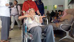 Cerita Kakek 89 Tahun Berkursi Roda yang Diadili di PN Makassar