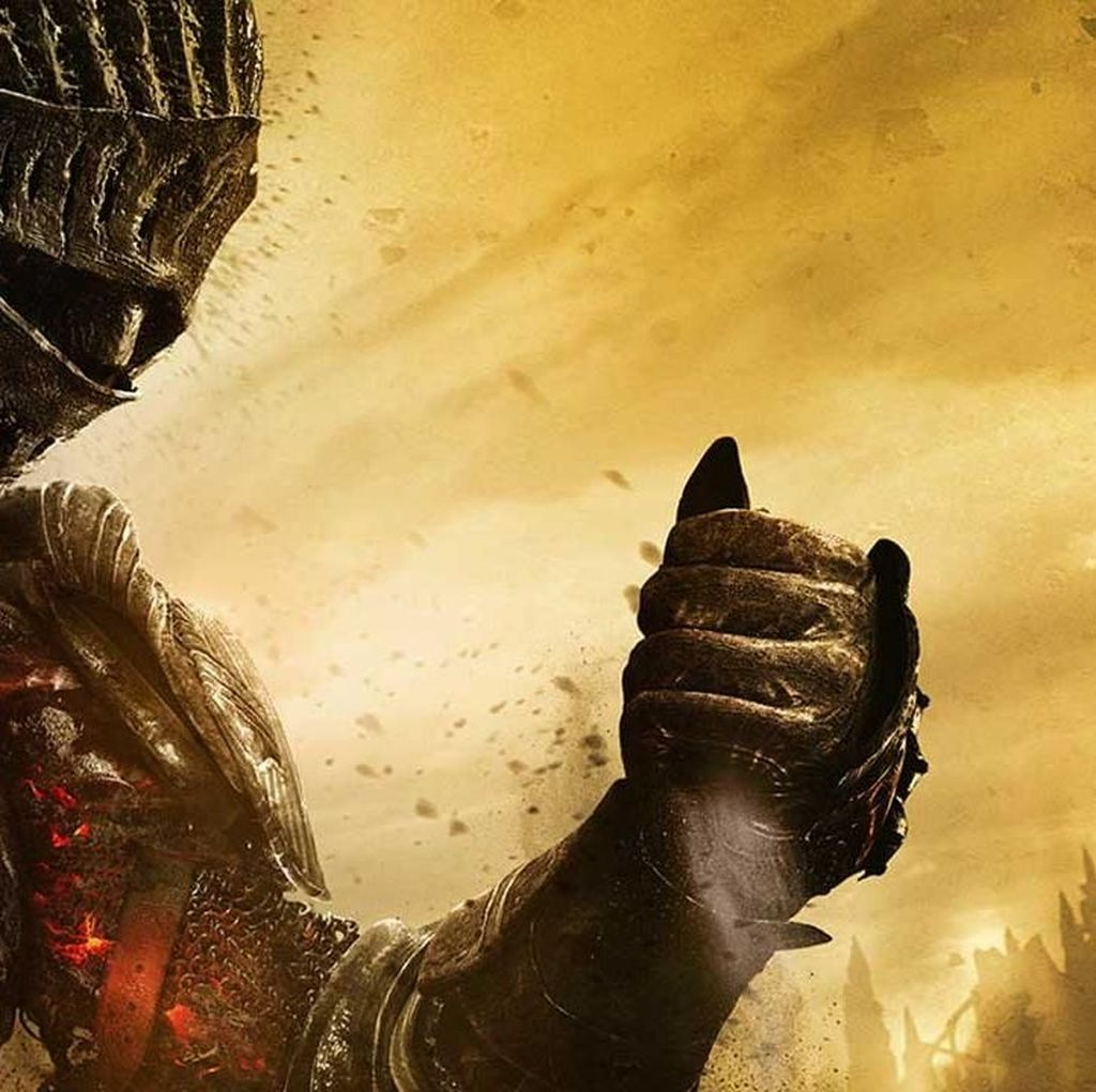Game Over! Dark Souls Series Masih Jadi Game RPG Tersulit