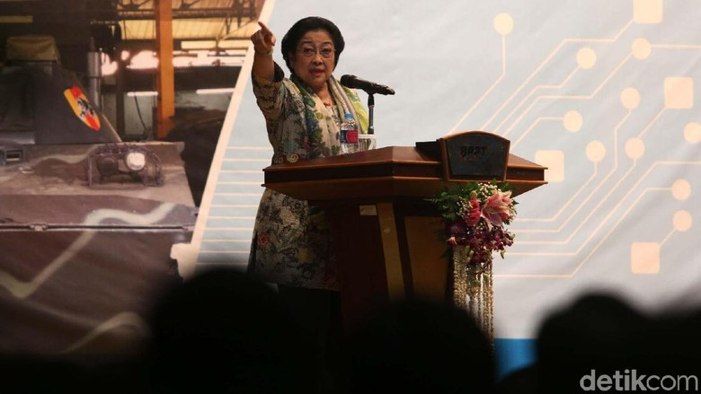 Jadi Ketua Dewan Pengarah BPIP, Megawati Digaji Rp 112 Juta
