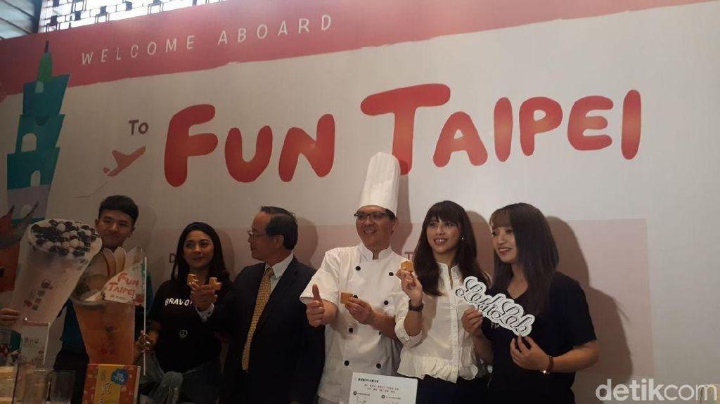 Jadi Tujuan Favorit Muslim Traveler, Taipei Bidik Turis Indonesia